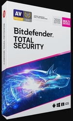 Bitdefender Total Security 2020 Edition