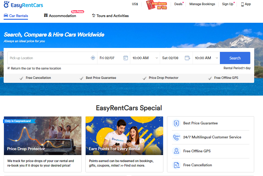 10% Off EasyRentCars Coupons And Promo Codes