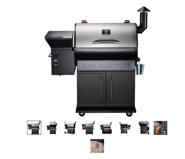 20% Off Z Grills 700E New Arrival Only $559