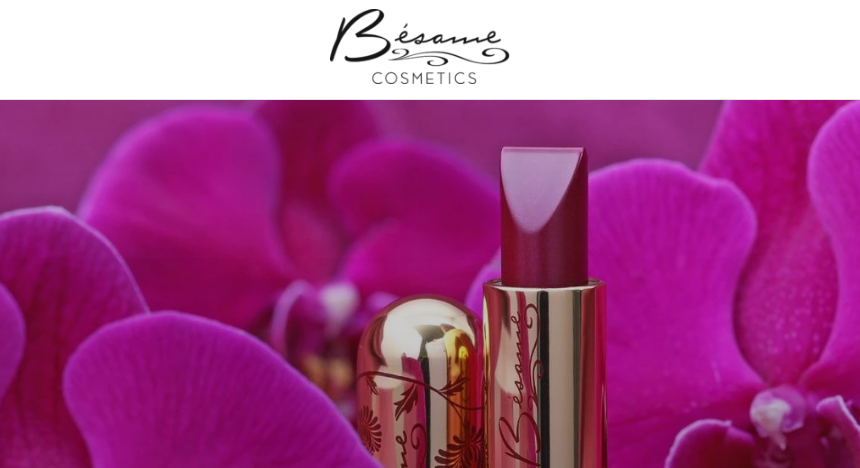 30% off Besame Cosmetics Sleeping Beauty Products