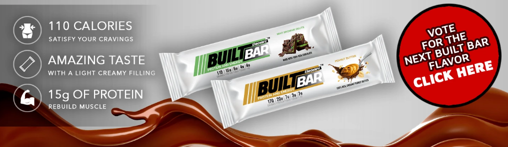 Built Bar Coupons 12% off Sitewide
