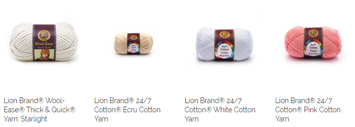 Consumer Crafts 25% Off Knitting & Crocheting Yarn