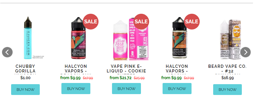 Ejuices.com Coupons 10% Off All Products