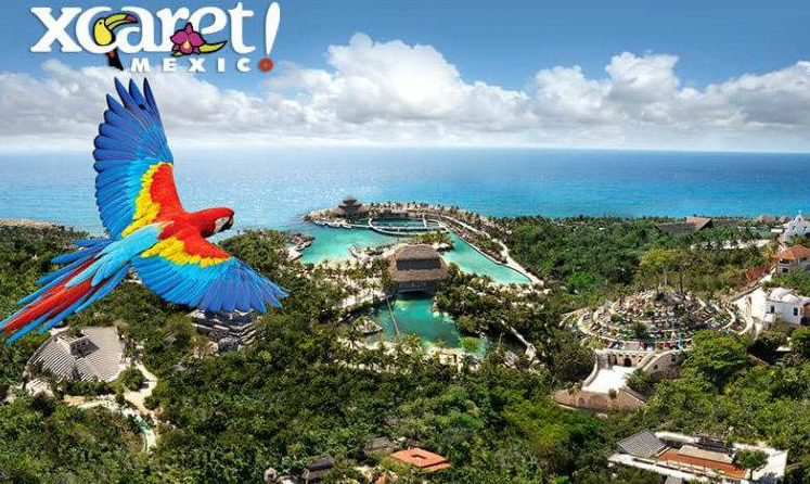Experiencias Xcaret Deal $5 off at Xplor park