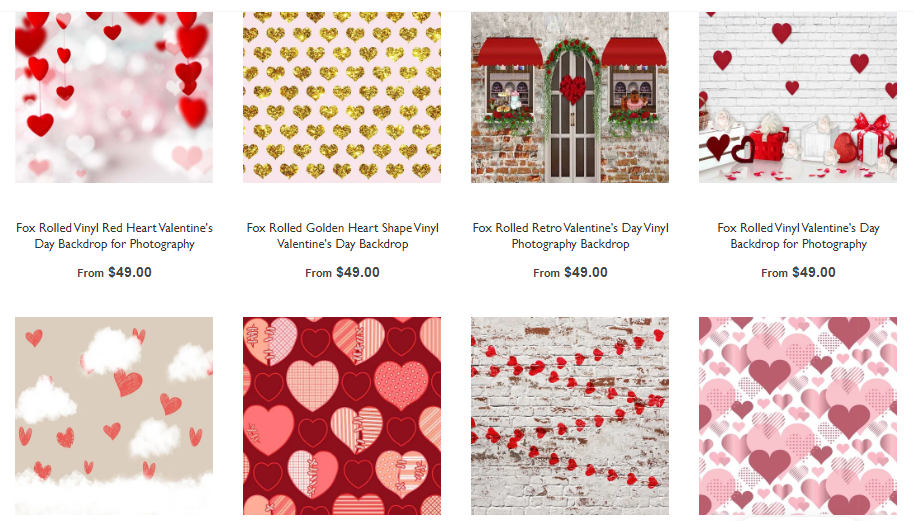 Fox Backdrop Coupons 15% Off All Products