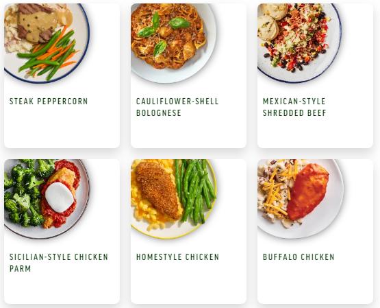 Freshly Healthy Delicious Meals 2020