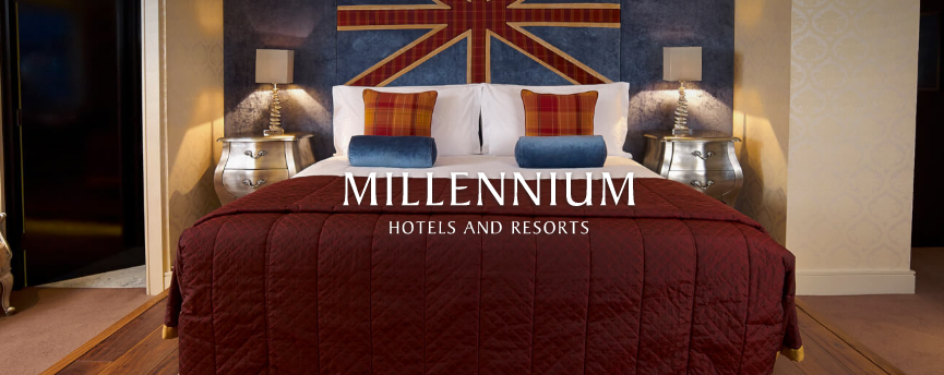 Millennium Hotels and Resorts Up to 30% Discount on Stay in Middle East