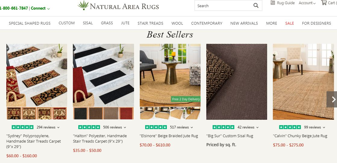 Natural Are Rugs Coupons $25 Off First Order