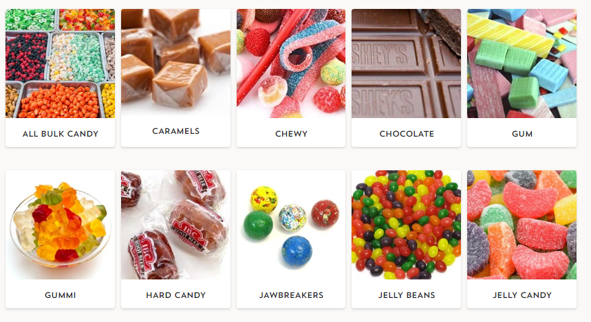 Old Time Candy Sale 12% Off Bulk Candy