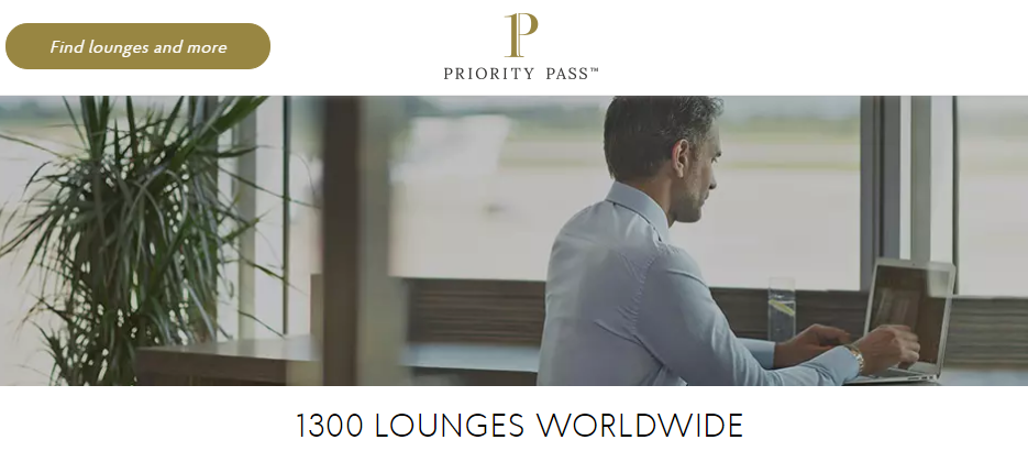 Priority Pass 10% Discount On All MemberShip