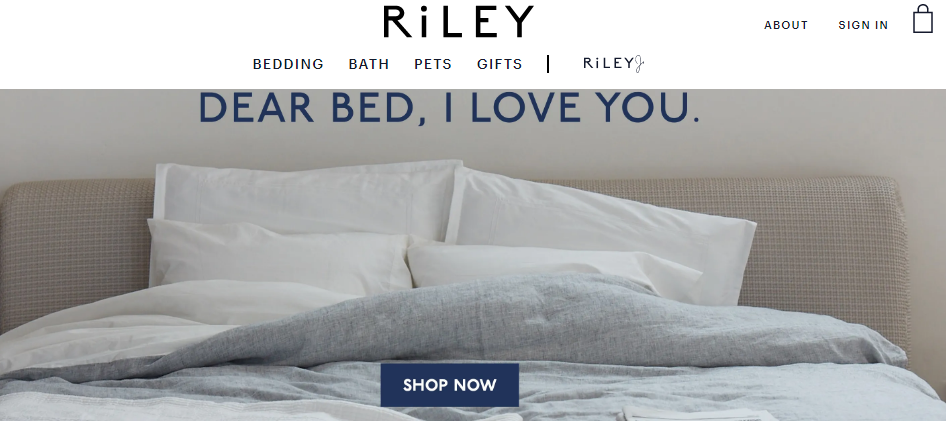 Riley Home Coupons 25% Off + Free Shipping
