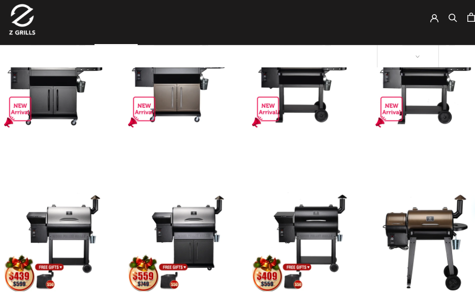 Z Grills 65% Discount for New Arrival 1000 Series