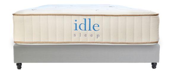 #1 Natural Idle Sleep Natural Latex Hybrid Mattress