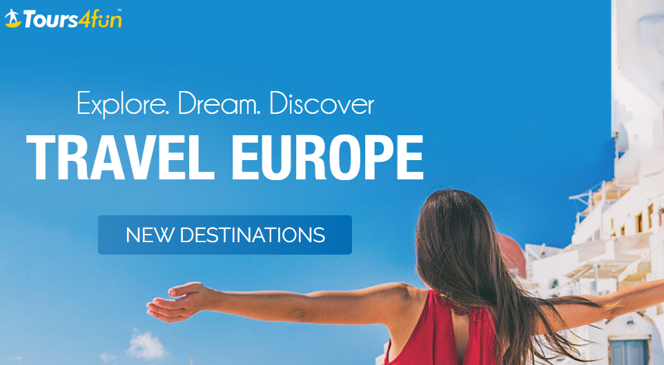 ToursFun New DestinationsinEurope