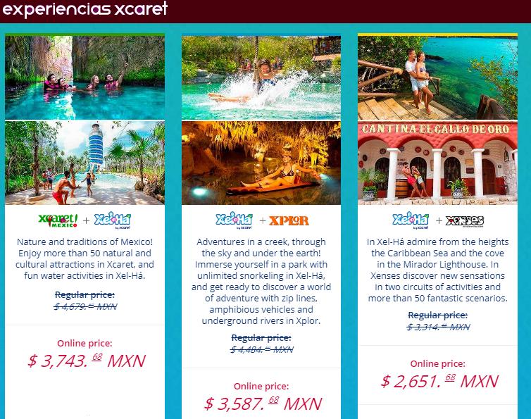 Experiencias Xcaret in Cancun RivieraMaya