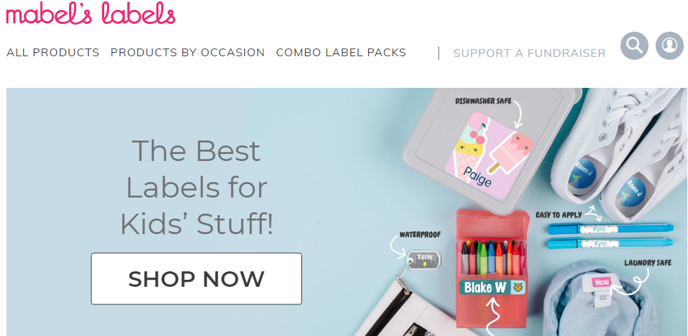 20% Off Mabel's Labels Coupons Sitewide 2020