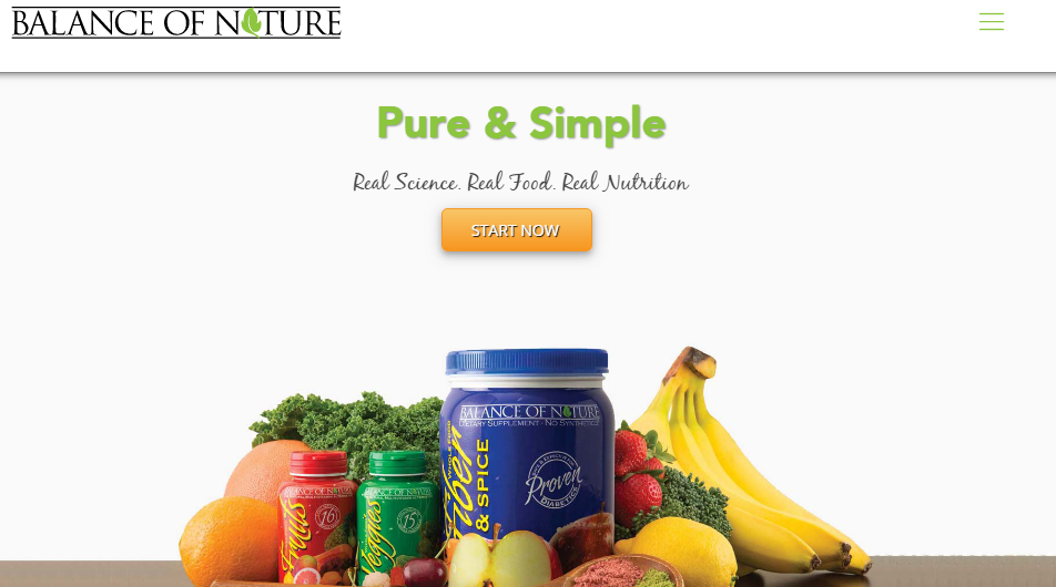 Balance of Nature Coupons For All Supplements