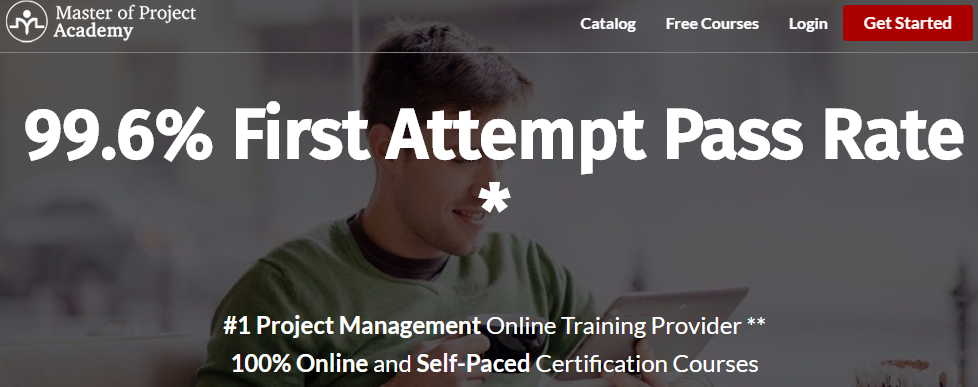 Master of Project Academy 50% Off Any Course