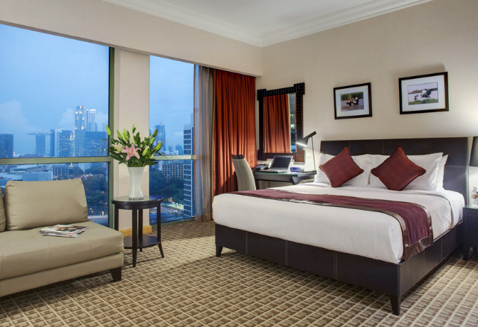 Millennium Hotels & Resorts Deluxe Bayview Room With King Bed
