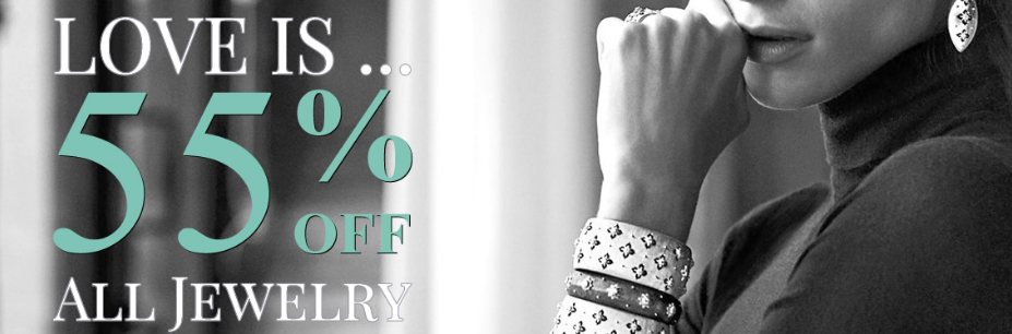 Silver Rush Style Coupons 55% Off All Jewelry