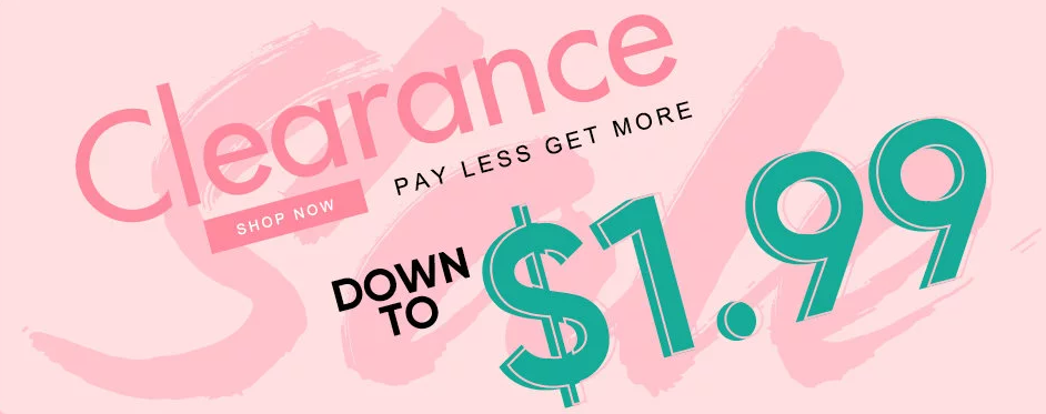 JustFashionNow Clearance