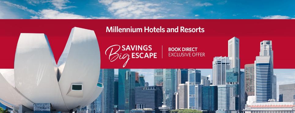 Millennium Hotels in Asia