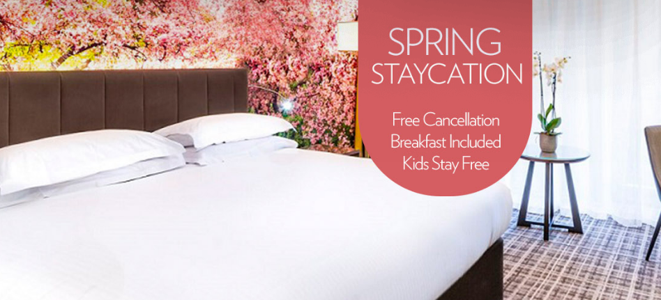 Millennium Hotels And Resorts,Europe Spring Staycation Sale
