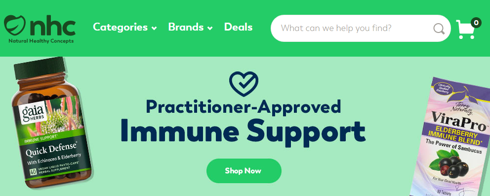 NHC Vitamins Coupons