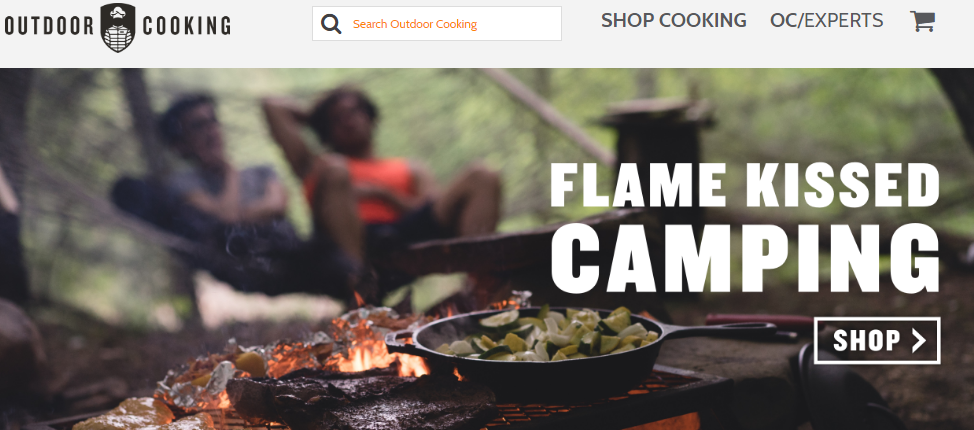 Outdoor Cooking Free Shipping