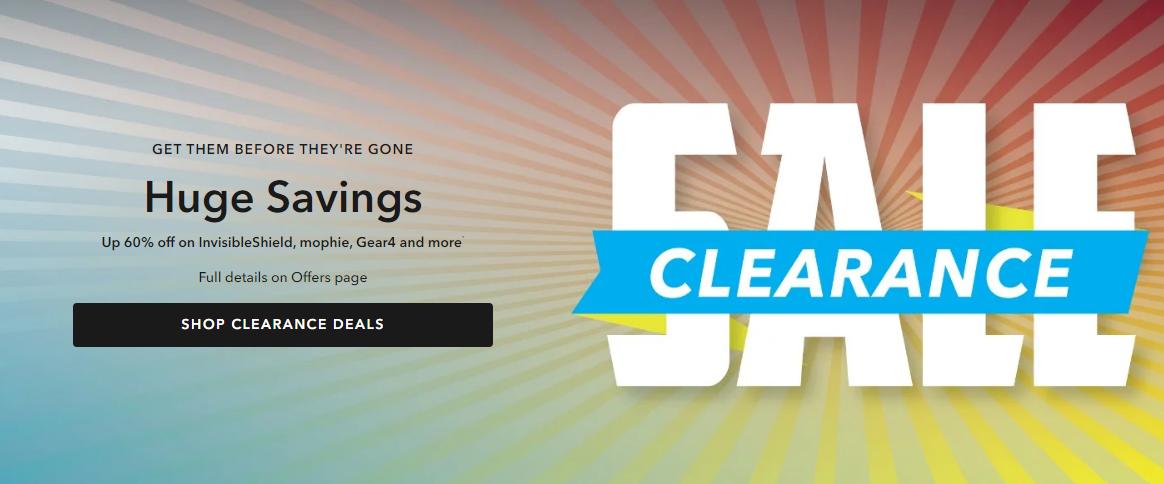 ZAGG Clearance Sale