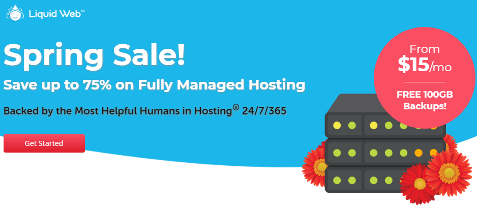 Liquid Web Hosting Coupon