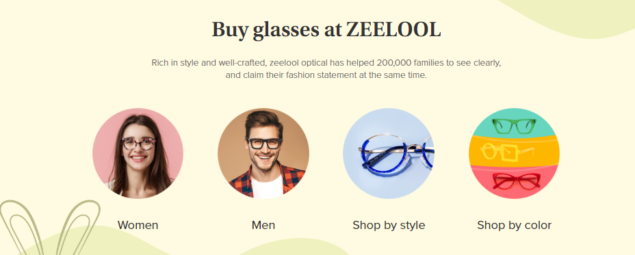 Zeelool Coupon For Easter Sale