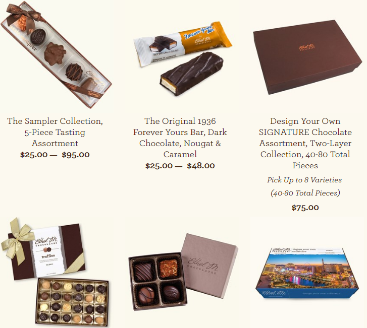 Ethel M Chocolates Coupon 20 Off