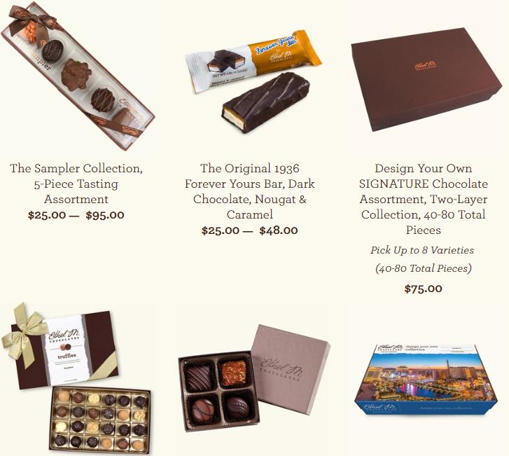 Ethel M Chocolates Coupon 20 Off