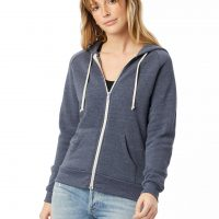 Adrian Eco Fleece Zip Hoodie Alternative Apparel
