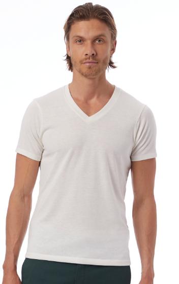 Boss V-Neck Eco-Jersey T-Shirt Alternative Apparel