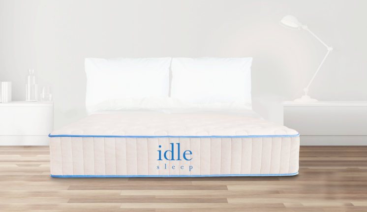 idle sleep coupon free mattress
