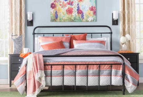 Wayfair Matheney Platform Bed for sale