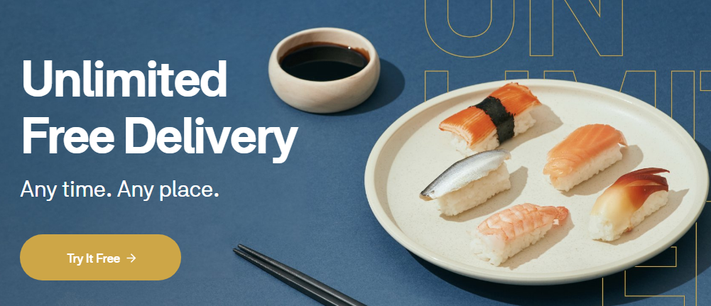 postmates unlimited free delivery code