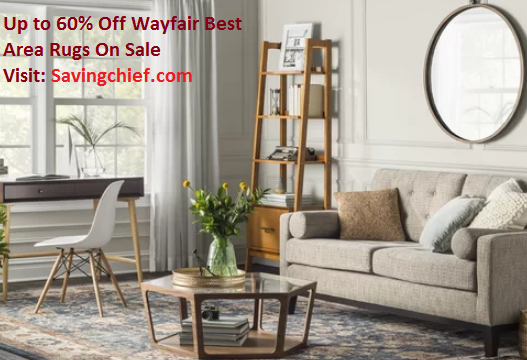 wayfair area rugs sale