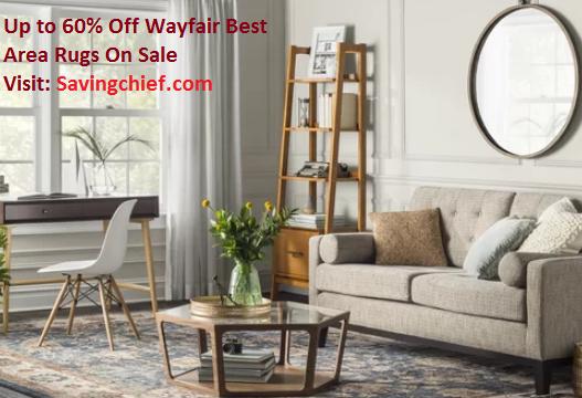 wayfair area rugs sale
