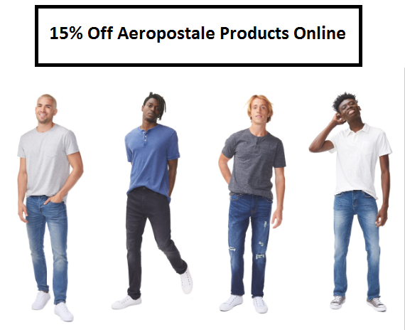 Aeropostale email sign up discount