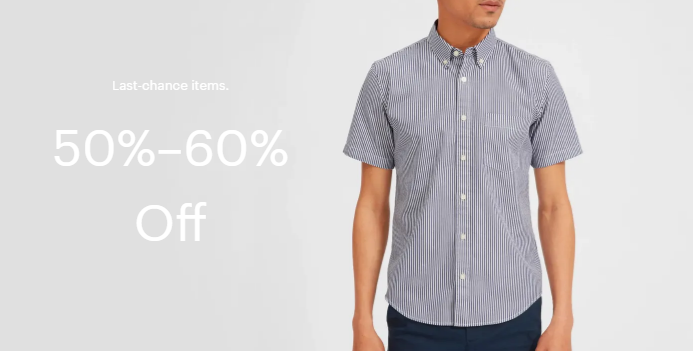 everlane men's final sale discount