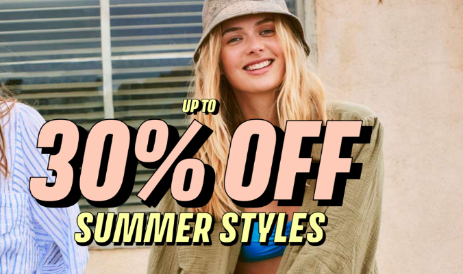 topshop summer sale discount