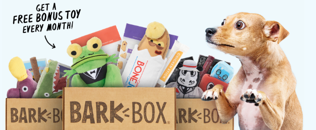 barkbox subscription code