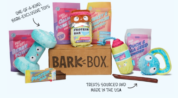 barkbox free toy