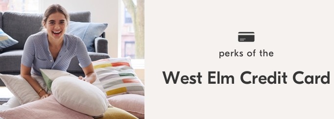 west elm bonus reward dollars