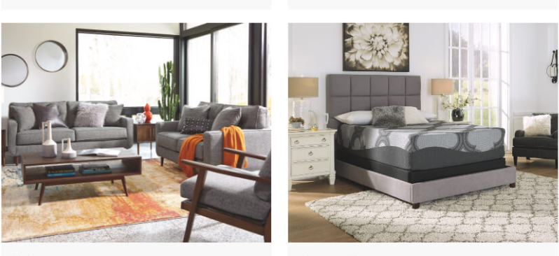 ashley furniture 10 off coupon code