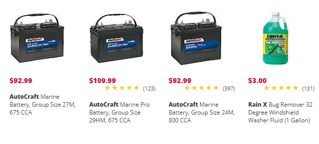advance auto parts accessories discount
