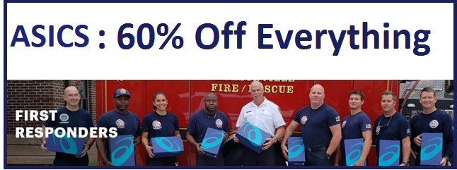 asics first responder discount